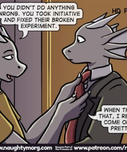 Seph & Dom - Big Distraction 107 and Gay furries comics