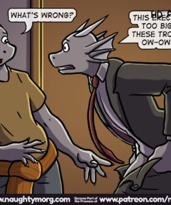 Seph & Dom - Big Distraction 114 and Gay furries comics
