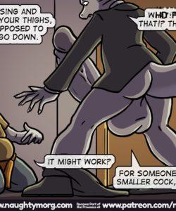 Seph & Dom - Big Distraction 118 and Gay furries comics