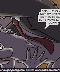Seph & Dom - Big Distraction 120 and Gay furries comics