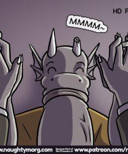 Seph & Dom - Big Distraction 125 and Gay furries comics