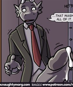 Seph & Dom - Big Distraction 139 and Gay furries comics