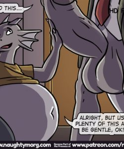 Seph & Dom - Big Distraction 143 and Gay furries comics