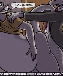 Seph & Dom - Big Distraction 151 and Gay furries comics