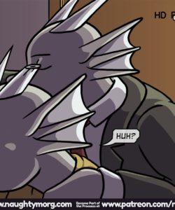 Seph & Dom - Big Distraction 154 and Gay furries comics