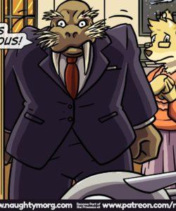 Seph & Dom - Big Distraction 157 and Gay furries comics