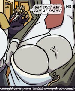 Seph & Dom - Big Distraction 158 and Gay furries comics