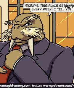 Seph & Dom - Big Distraction 159 and Gay furries comics