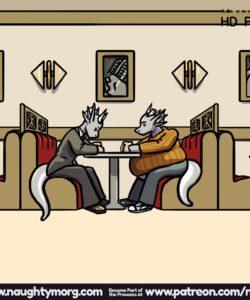 Seph & Dom - Big Distraction 161 and Gay furries comics