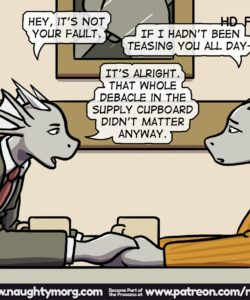 Seph & Dom - Big Distraction 163 and Gay furries comics