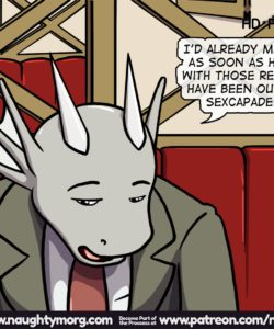 Seph & Dom - Big Distraction 164 and Gay furries comics
