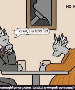 Seph & Dom - Big Distraction 166 and Gay furries comics