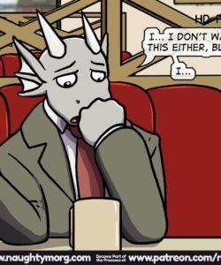 Seph & Dom - Big Distraction 168 and Gay furries comics