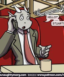 Seph & Dom - Big Distraction 170 and Gay furries comics