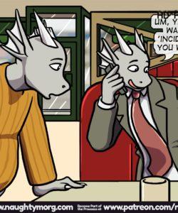 Seph & Dom - Big Distraction 172 and Gay furries comics