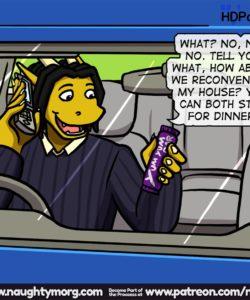 Seph & Dom - Big Distraction 175 and Gay furries comics