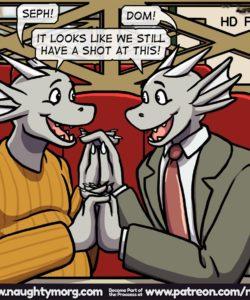 Seph & Dom - Big Distraction 177 and Gay furries comics