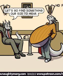 Seph & Dom - Big Distraction 178 and Gay furries comics