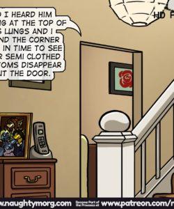 Seph & Dom - Big Distraction 181 and Gay furries comics
