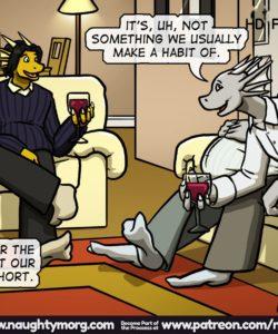 Seph & Dom - Big Distraction 182 and Gay furries comics