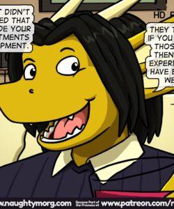 Seph & Dom - Big Distraction 184 and Gay furries comics