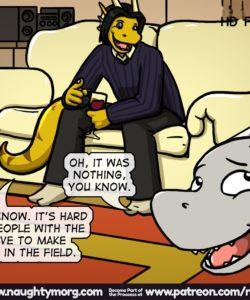 Seph & Dom - Big Distraction 185 and Gay furries comics