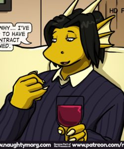 Seph & Dom - Big Distraction 186 and Gay furries comics