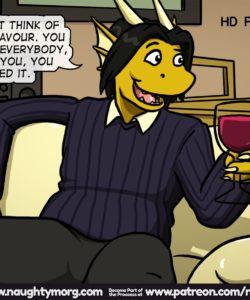 Seph & Dom - Big Distraction 188 and Gay furries comics