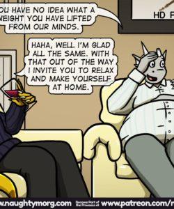Seph & Dom - Big Distraction 189 and Gay furries comics