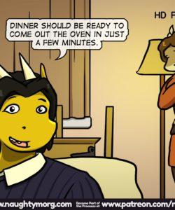 Seph & Dom - Big Distraction 190 and Gay furries comics