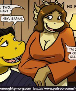 Seph & Dom - Big Distraction 191 and Gay furries comics