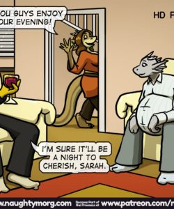 Seph & Dom - Big Distraction 192 and Gay furries comics