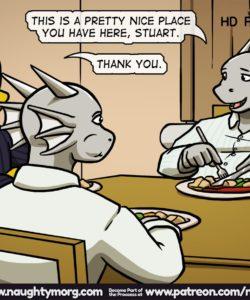 Seph & Dom - Big Distraction 193 and Gay furries comics