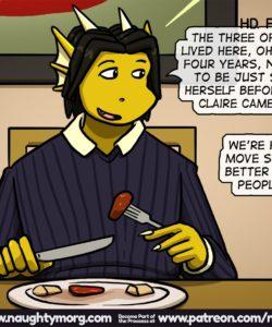 Seph & Dom - Big Distraction 194 and Gay furries comics
