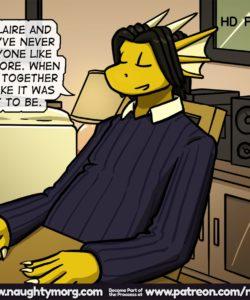Seph & Dom - Big Distraction 196 and Gay furries comics