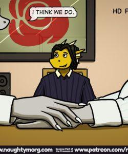 Seph & Dom - Big Distraction 199 and Gay furries comics