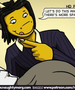 Seph & Dom - Big Distraction 212 and Gay furries comics