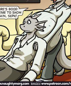 Seph & Dom - Big Distraction 213 and Gay furries comics