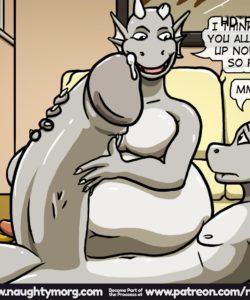 Seph & Dom - Big Distraction 223 and Gay furries comics