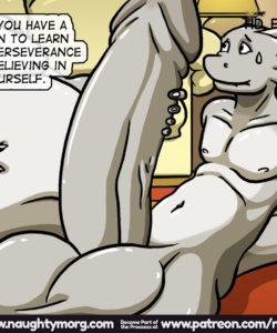 Seph & Dom - Big Distraction 225 and Gay furries comics