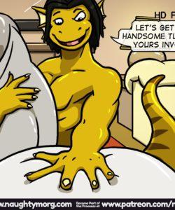 Seph & Dom - Big Distraction 231 and Gay furries comics