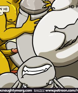 Seph & Dom - Big Distraction 232 and Gay furries comics