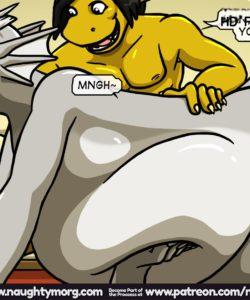 Seph & Dom - Big Distraction 239 and Gay furries comics