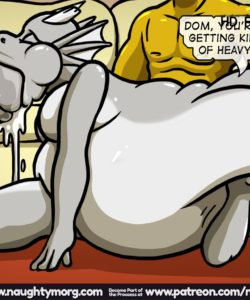 Seph & Dom - Big Distraction 241 and Gay furries comics