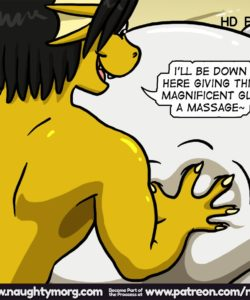Seph & Dom - Big Distraction 250 and Gay furries comics