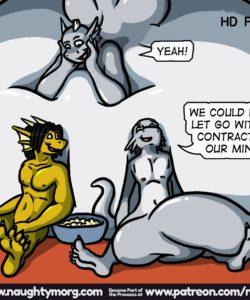 Seph & Dom - Big Distraction 274 and Gay furries comics