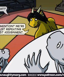 Seph & Dom - Big Distraction 276 and Gay furries comics