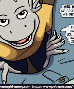 Seph & Dom - Big Distraction 285 and Gay furries comics