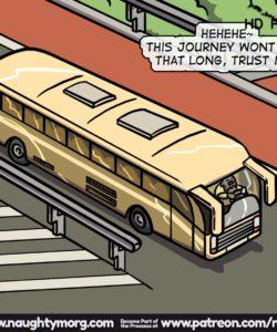 Seph & Dom - Big Distraction 287 and Gay furries comics