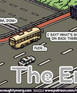 Seph & Dom - Big Distraction 288 and Gay furries comics